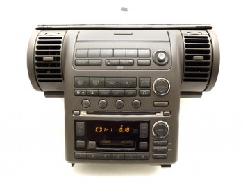 2003 2004 INFINITI G35 G-35 GPS Navigation Radio Stereo 6 Disc Changer CD Tape Player 28188AC360