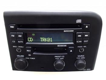 VOVLO S80 S-80 Radio Stereo Tape CD Player RDS HU-650 2005 2006 2007