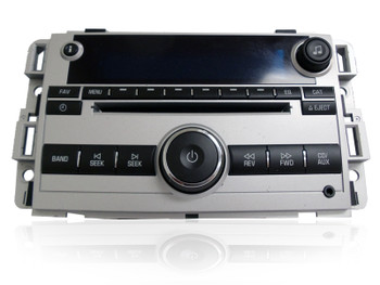 Chevy Chevrolet Radio CD Player Receiver AM FM Aux OEM