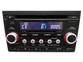 HONDA Element Radio Stereo MP3 CD Player XM Satellite 2PW0 2007 2008 2009 2010 2011