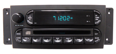 Chrysler Pacifica Radio Stereo CD Player 2004 2005 2006 2007 2008 P5082764AA P5094564AB