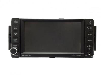 NEW 2007 - 2013 Chrysler Jeep Dodge MyGig REN Radio CD DVD MP3 AUX Player