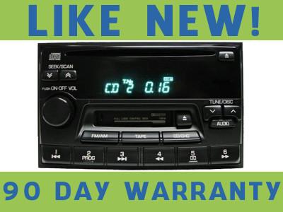 98 96 97 98 99 2000 01 NISSAN Altima Maxima Sentra Radio Tape CD Player CN528