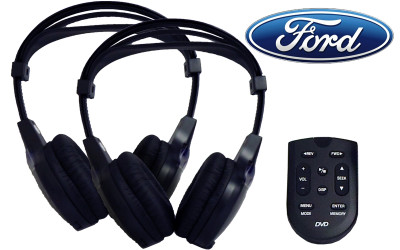 00 01 02 03 04 05 06 07 08 09 10 Ford Edge Expedition Lincoln Navigator Mercury DVD Headphones Remote Control