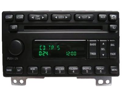 FORD Mustang Mercury Mountaineer Satellite Radio CD player