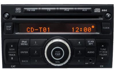 07 08 09 10 11 NISSAN SENTRA Versa Rogue Cube Xterra Radio Stereo CD MP3 Player AUX Ni249