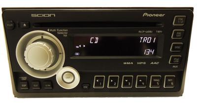 SCION tC xB xD Radio MP3/WMA/ACC CD Player T1814 T1815
