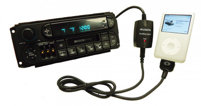 CHRYSLER DODGE JEEP iPod iPhone Harness MP3 Adapter for Radio and CD Player