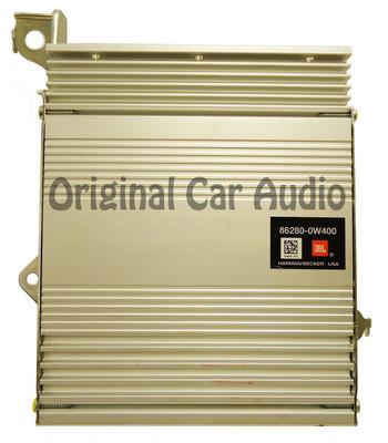 TOYOTA RAV4 JBL Amplifier Amp 86280-0W400 2006 2007 2008 2009 2010 2011