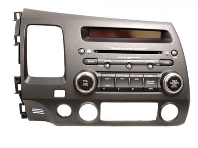 06 07 08 09 HONDA Civic Premium Audio System Radio Stereo MP3 CD Player 4TC0 4TC1 39100-SVB-A11 39100-SVB-A10 39100-SVB-A12 39100-SVB-A13 2006 2007 2008 2009