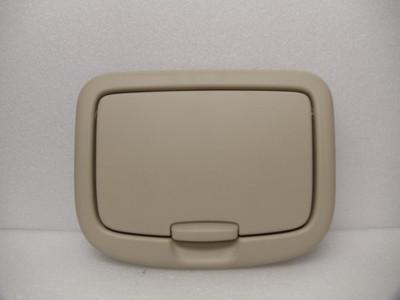 02 03 Ford WINDSTAR Overhead DVD Screen Player LCD Display Tan 2F22-19G278-AABJAN 2002 2003