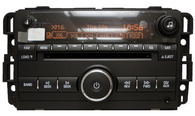NEW 2007 - 2008 Suzuki Grand Vitara  XM Radio UNLOCKED 6 CD Changer AUX