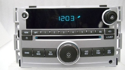 GMC Chevy Malibu Radio Auxiliary MP3 CD Player AUX OEM