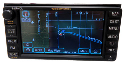 toyota sienna navigation