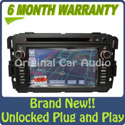2007 2008 2009 GMC Suzuki Vitara XL-7 Radio Navigation CD Player