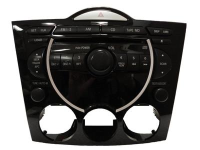 04 05 06 07 08 MAZDA RX8 RX 8 Radio Stereo Non-BOSE Single CD Player 2004 2005 2006 2007 2008