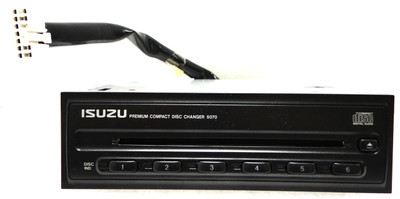 Honda Passport Isuzu Rodeo 5070 6 disc changer cd player oem