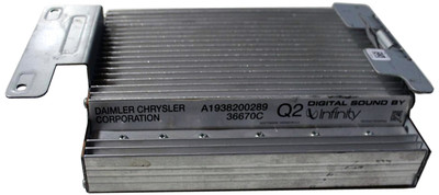 04 05 06 07 08 Chrysler Crossfire Infinity Amplifier Amp