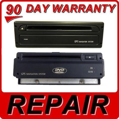 REPAIR YOUR 00 - 08 BMW 325i 330i X3 Z4 750i OEM Navigation GPS DVD ROM Drive