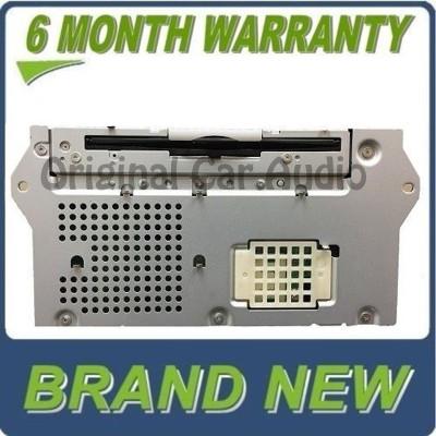 NISSAN INFINITI Maxima Navigation Hard Drive BOSE RDS Radio Stereo CD Player Block