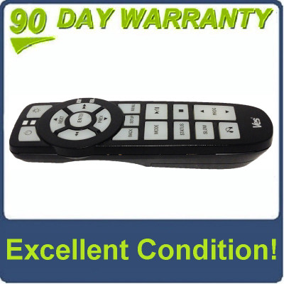 08 09 10 11 12 13 Chrysler Dodge Jeep VES Entertainment System 2 Channel IR Wireless Remote Control