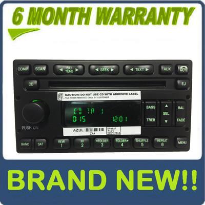 BRAND NEW 1998 - 2010 Ford Lincoln Mercury OEM CD Player Satellite