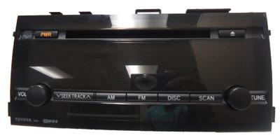 Toyota Radio CD player 51807 AM FM Receiver Stereo OEM