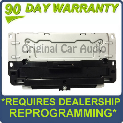 11 - 15 CHRYSLER DODGE Charger Dart 300  Radio Stereo HDD BLOCK CD MP3 Player 2013 2014 P05091366AF
