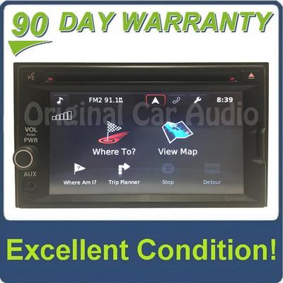 Suzuki Garmin navigation GPS CD player radio AUX bluetooth