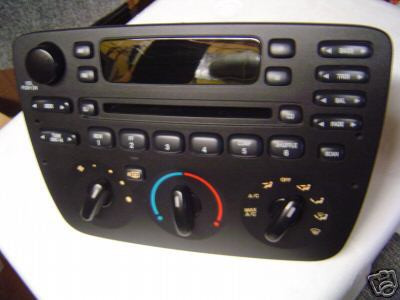 2004 - 2007 Ford Taurus CD Player Radio