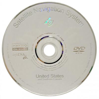 06 07 08 09 10 11 12 Acura RL TL MDX TSX Navigation Disc CD DVD NAVTEQ SAT Nav GPS 4.C0