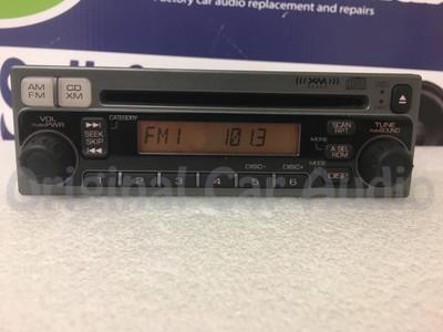 2006 - 2007 Honda S2000 S2K OEM CD XM Satellite Radio Receiver 4XJ3