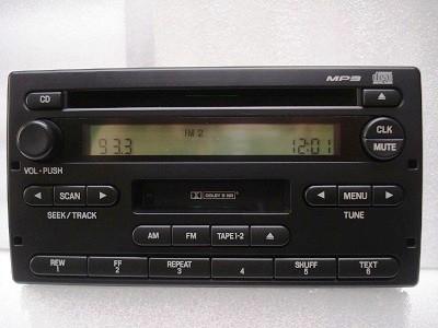 FORD Ranger Explorer B2300 B2500 B3000 B4000 F150 F250 F350 Radio Stereo MP3 CD player Tape