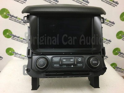 2015 - 2017 Chevrolet Suburban Tahoe OEM MyLink Touch Screen Display Control Panel