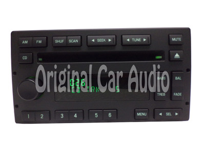 2003 - 2010 FORD Crown Victoria MERCURY Grand Marquis OEM Radio Stereo CD Player