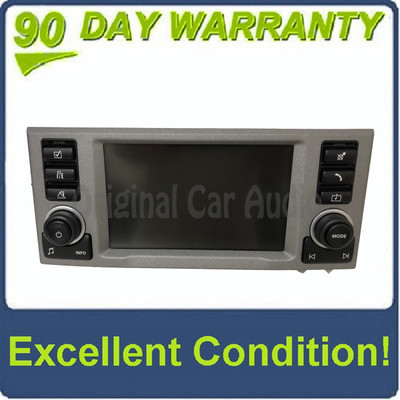 2006 - 2009 Land Rover Range Rover HSE OEM Touch Screen Navigation Display