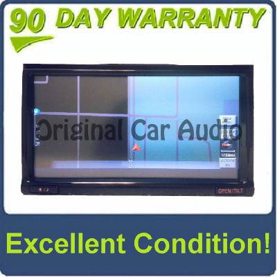 2012 - 2015 NISSAN Leaf Navigation GPS Touch Screen CD Player Radio