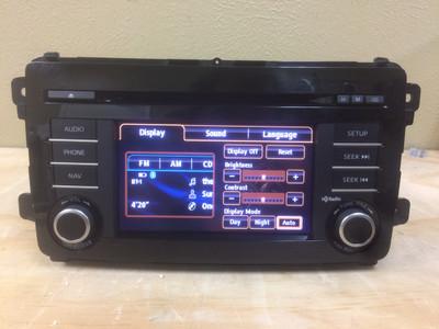 2013 - 2016 Mazda 6 CX-5 OEM Navigation Touchscreen Radio Receiver
