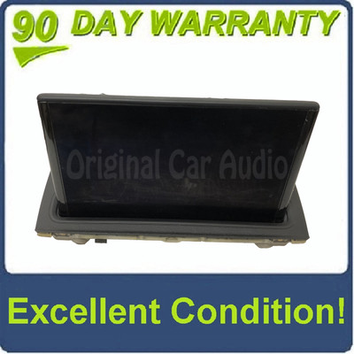 2015 - 2016 Audi A3 OEM Radio MMI Multimedia Information Display Screen Monitor