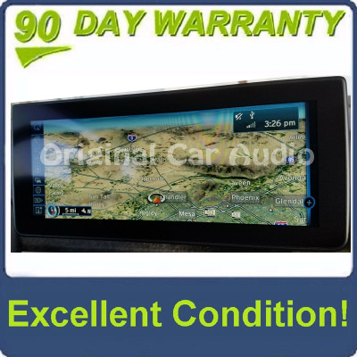 2014 - 2016 BMW I3 OEM Navigation DVD Display Screen 10.25 Inch