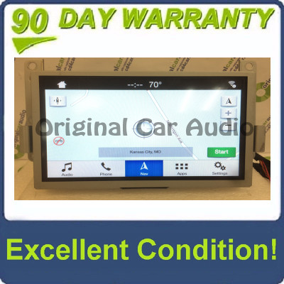 2018 - 2019 Ford F-150 OEM 8 Inch Display Screen with APIM Sync 3
