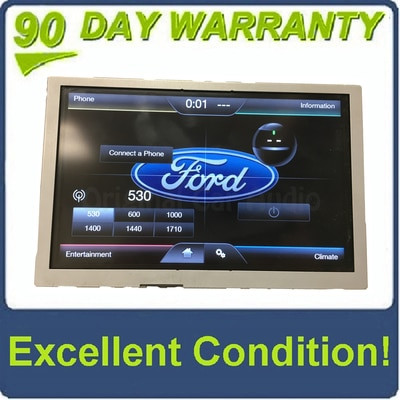 2015 - 2016 Ford Edge OEM 8 Inch Factory Touch Screen Display Screen