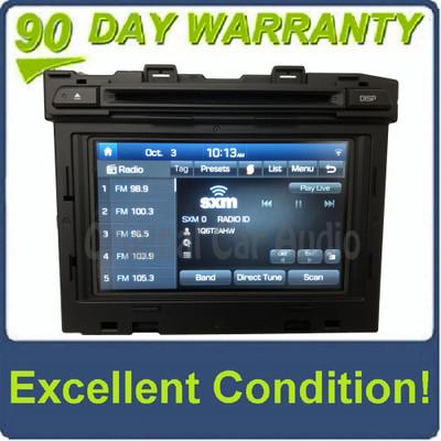 2015 - 2017 Hyundai Sonata OEM Android Auto App CD AM FM Bluetooth Media Receiver