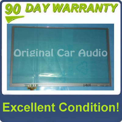 New 2012 - 2017 Toyota Camry OEM Radio Touch Screen Digitizer Replacement