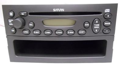 2004 - 2005 Saturn Vue Ion L Series Radio CD Player