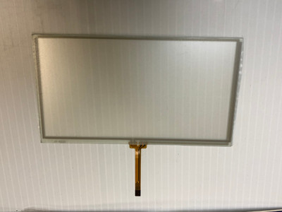 New Toyota Radio 6.1 inch glass touch Screen Digitizer Panel LA061WQ1 (TD) (02),LA061WQ1(TD)(05)(S04N)