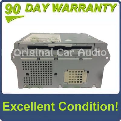 2015 - 2016 Nissan Pathfinder OEM Navigation AM FM Radio CD Player Receiver