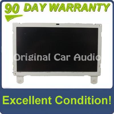 2012 - 2014 Buick Chevy Cruze Regal Verano OEM Radio Touch Display Screen