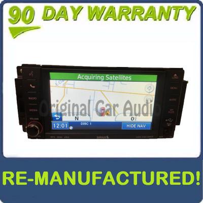 Remanufactured  2009 - 2014 Volkswagen VW Routan OEM RHB 730N High Speed UConnect Radio Media Receiver HDD