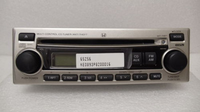 Brand New Honda Civic Element DX LX Radio MP3 AUX CD Player 2006 2007 2008 2009